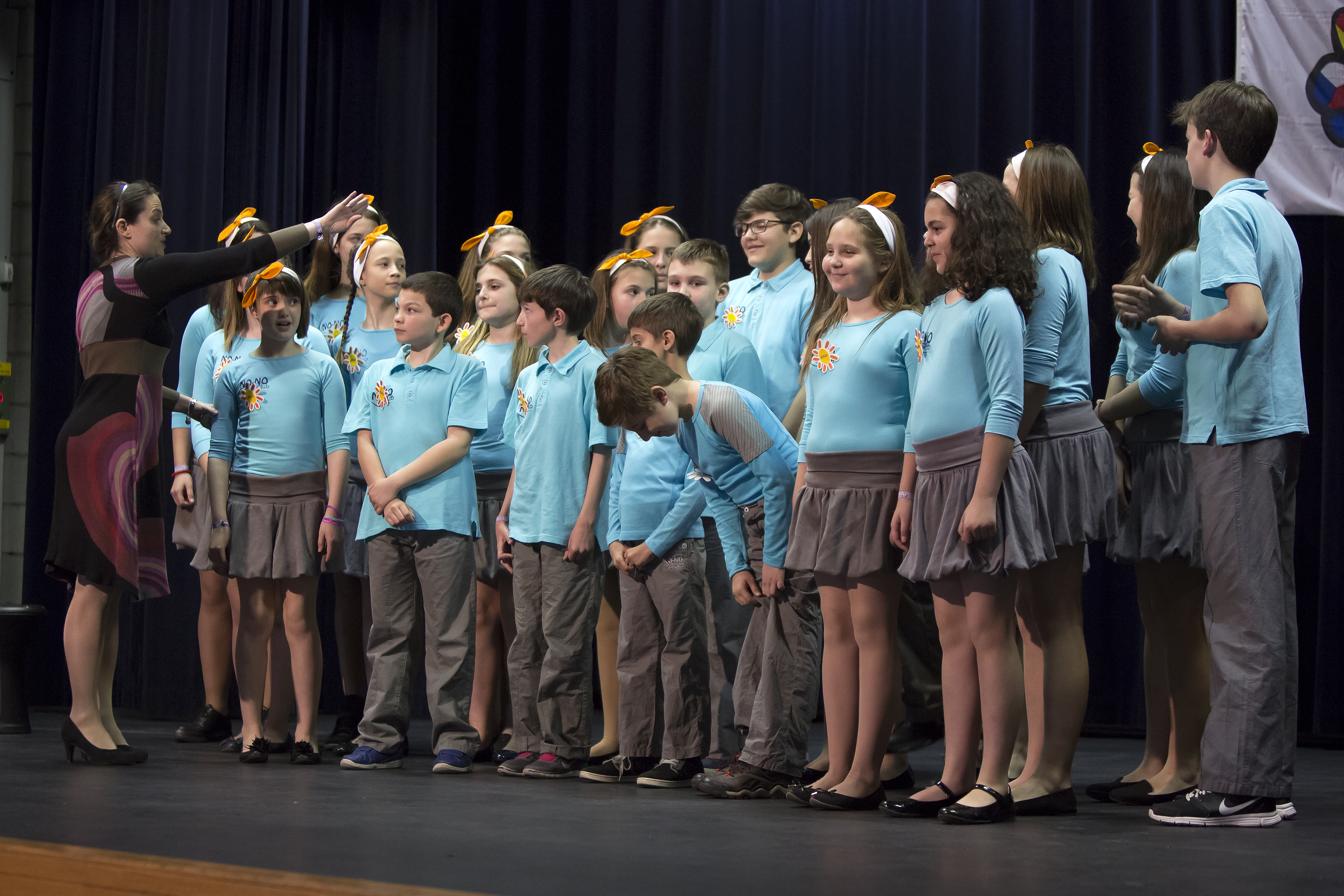 Children Cultural Center Belgrade Choir, Belgrade